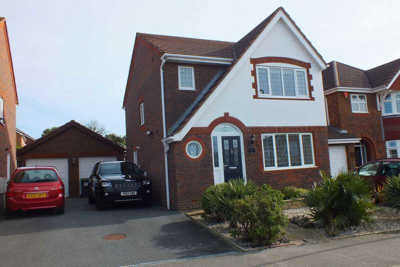 3 Bedrooms Detached House for sale in Tillingham Way, Stone Cross, BN24 5PS