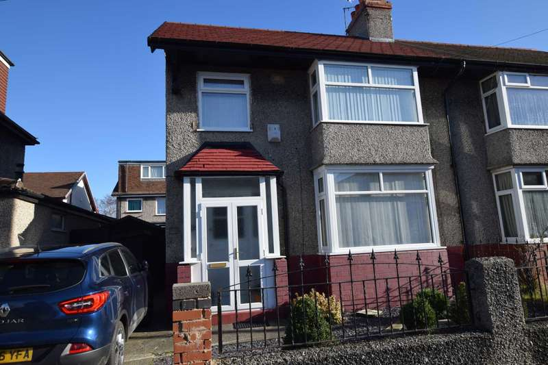 3 Bedrooms Semi Detached House for sale in Ben Nevis Road, Tranmere