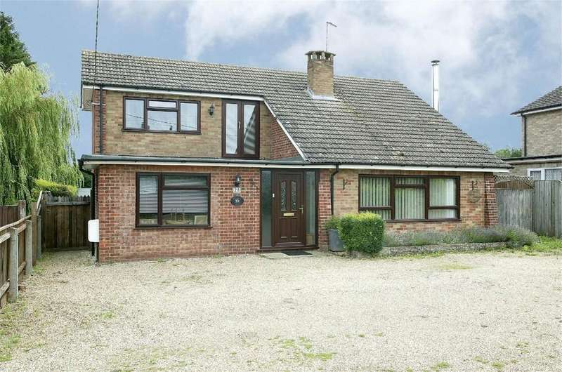 4 Bedrooms Detached House for sale in Swaffham Road, Watton