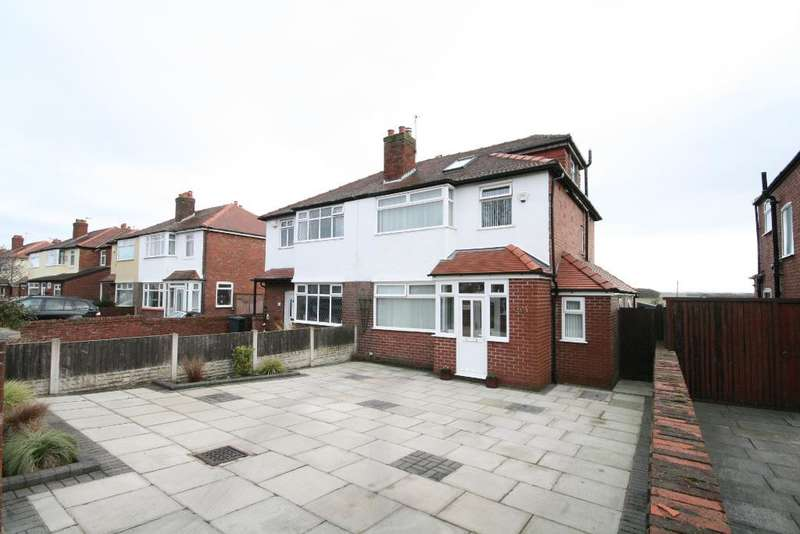 4 Bedrooms Semi Detached House for sale in Guildford Road, Birkdale, Southport, PR8 3EA
