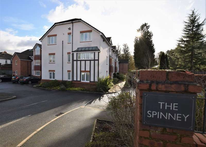 2 Bedrooms Flat for rent in Chester Road, Poynton