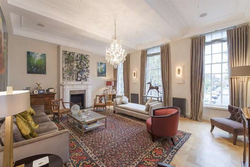 5 Bedrooms House for rent in The Vale SW3