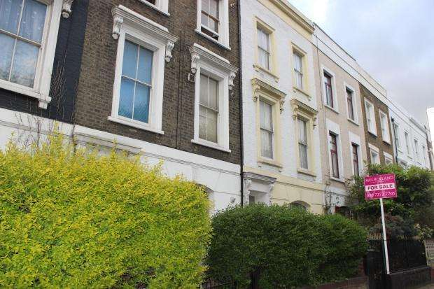 4 Bedrooms Terraced House for sale in - Hornsey Road, London, N7
