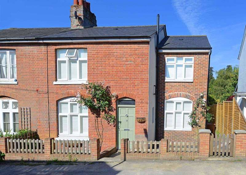 5 Bedrooms Semi Detached House for sale in Stafford Road, Tunbridge Wells, Kent, TN2