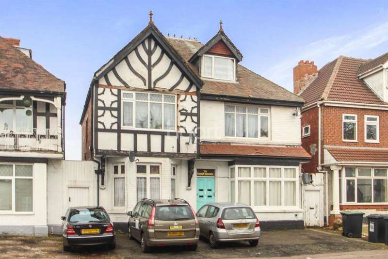 5 Bedrooms Detached House for sale in Sandon Road, Edgbaston
