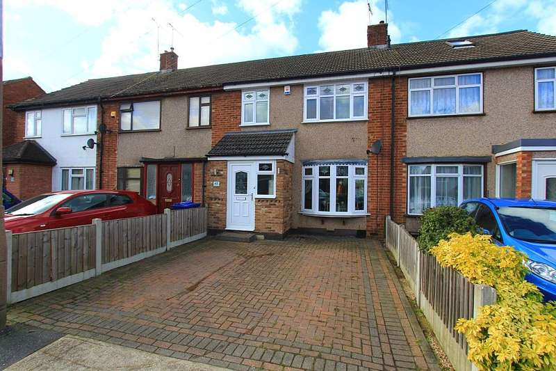 3 Bedrooms Terraced House for sale in Kingsman Road, Stanford-le-Hope, Essex, SS17 0JN