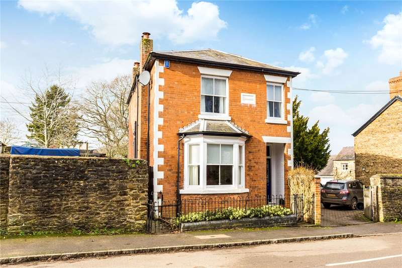 3 Bedrooms Detached House for sale in Whittall Street, Kings Sutton, Banbury, Oxfordshire, OX17