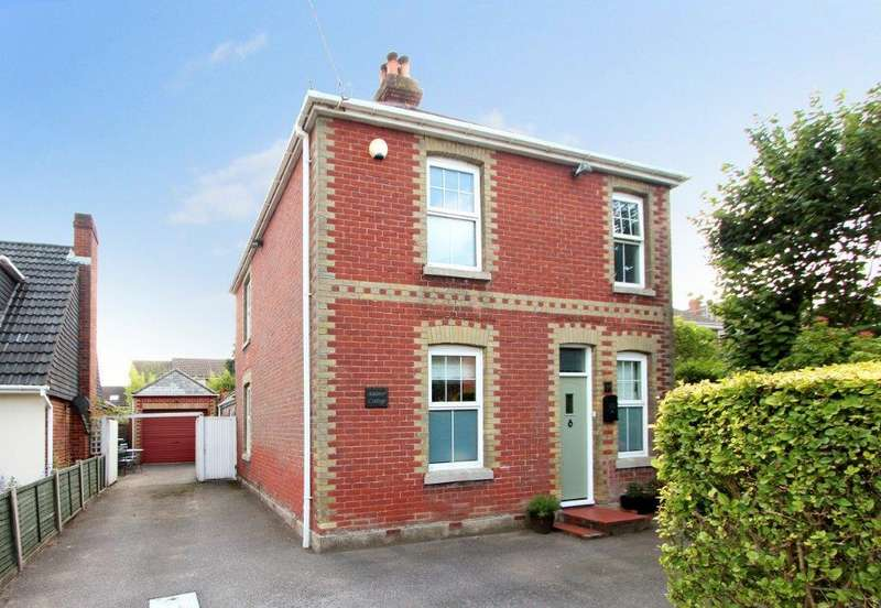 3 Bedrooms Detached House for sale in Bursledon Road, Hedge End SO30