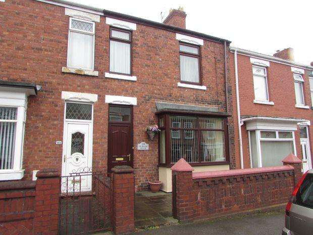 4 Bedrooms Terraced House for sale in DURHAM ROAD, SPENNYMOOR, SPENNYMOOR DISTRICT