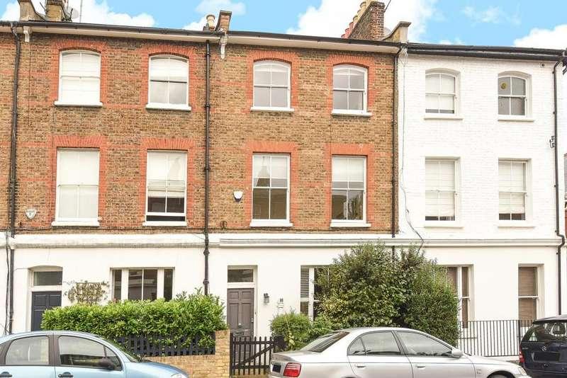 4 Bedrooms Terraced House for sale in Kilmarsh Road, Brackenbury Village
