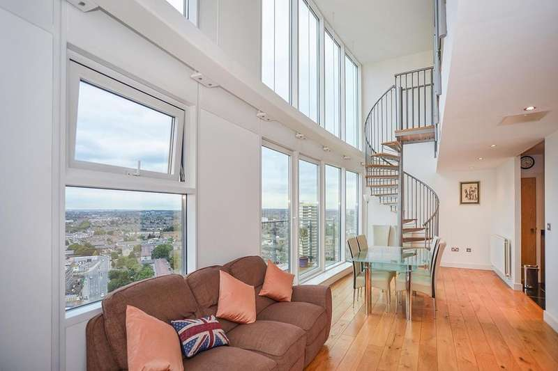 2 Bedrooms Flat for sale in Angel Lane, London, E15