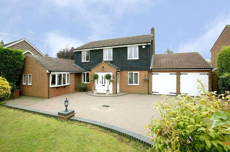 4 Bedrooms Detached House for sale in Station Road, Eccles
