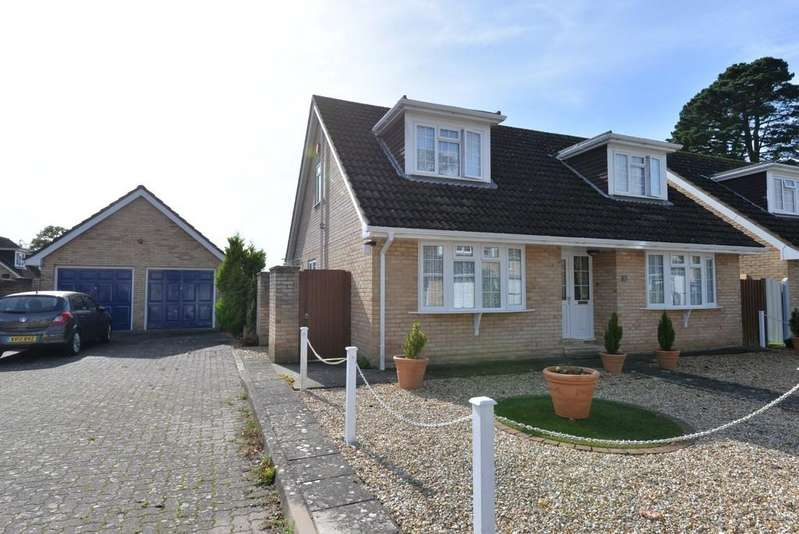 3 Bedrooms Detached House for sale in New Milton, Hampshire