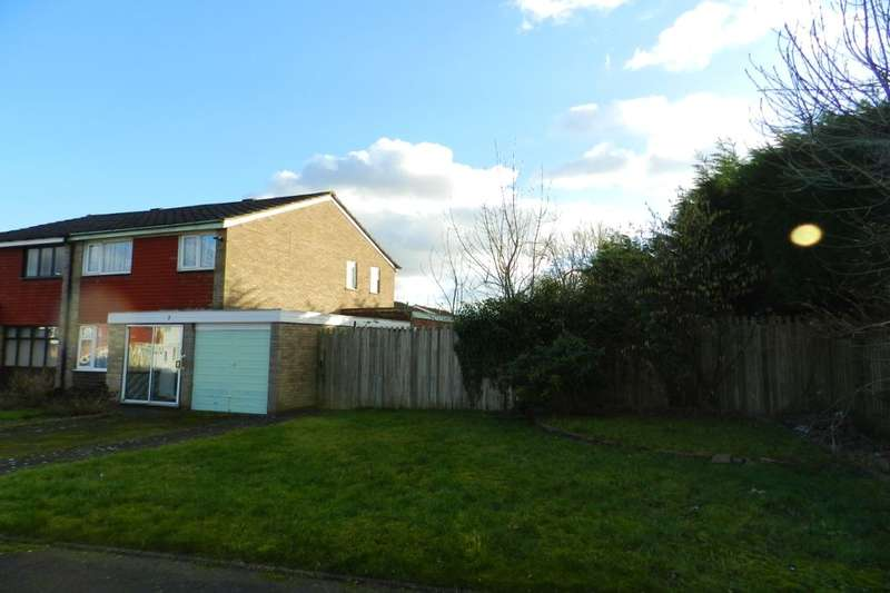 3 Bedrooms Semi Detached House for sale in Lambourne Grove, Chelmsley Wood, Birmingham, B37
