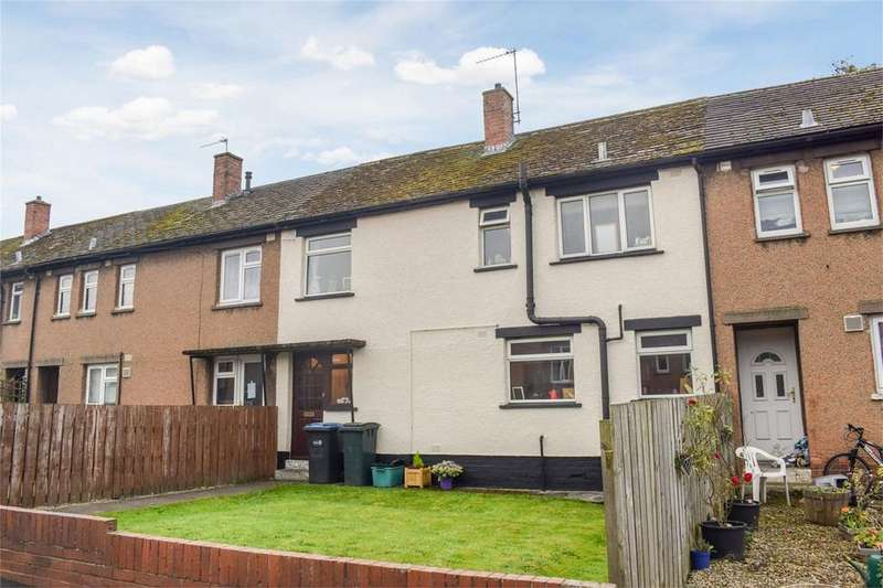 3 Bedrooms Terraced House for sale in 8 Hilton Road, Barnard Castle, Durham