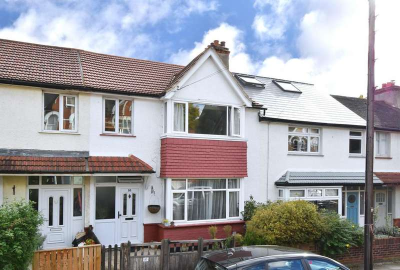 3 Bedrooms Terraced House for sale in Embleton Road SE13