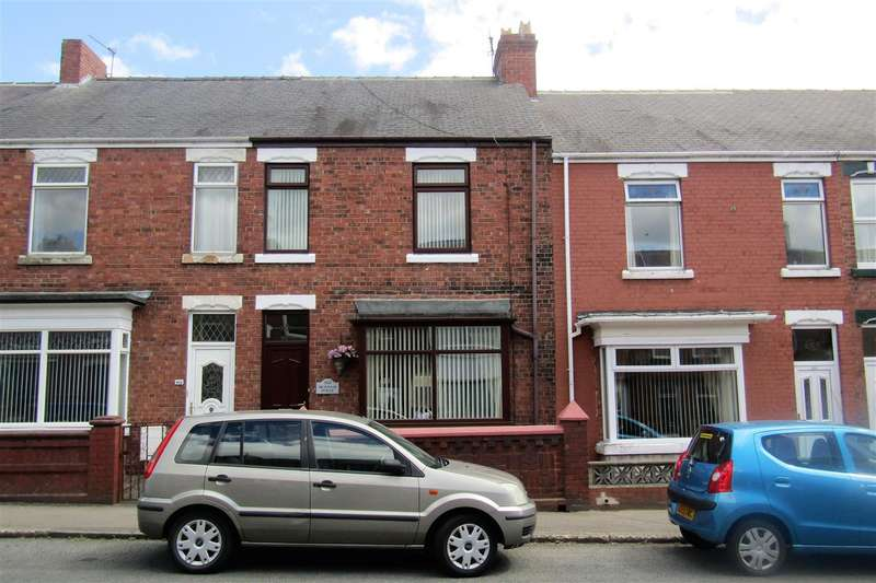 4 Bedrooms Terraced House for sale in Durham Road, Spennymoor