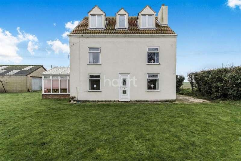 5 Bedrooms Detached House for sale in Beltoft Fields, Belton