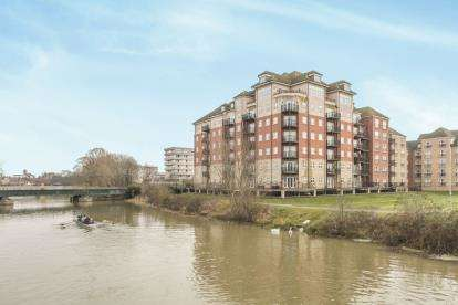 2 Bedrooms Flat for sale in Britania House, Palgrave Road, Bedford, Bedfordshire