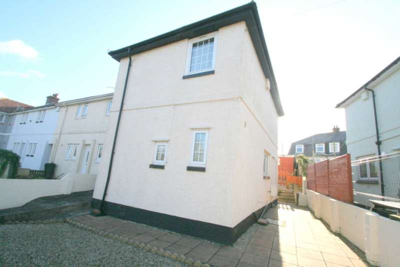 3 Bedrooms End Of Terrace House for sale in Dartmoor View, Plymouth