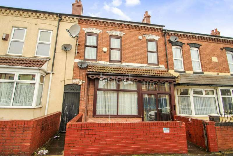 5 Bedrooms Terraced House for sale in Cavendish Road, Edgbaston