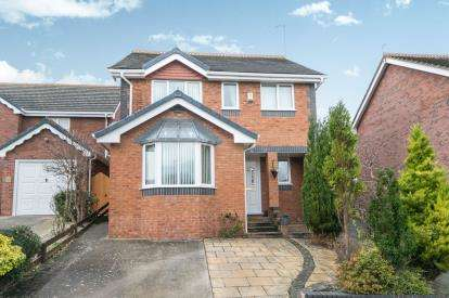 4 Bedrooms Detached House for sale in Bryn Twr, Abergele, Conwy, North Wales, LL22