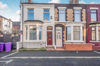 2 Bedrooms Terraced House for sale in Muriel Street, Liverpool, Merseyside, England, L4