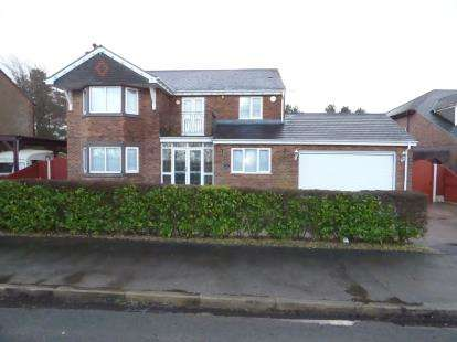 4 Bedrooms Detached House for sale in Turnpike Road, Aughton, Lancashire, Uk, L39