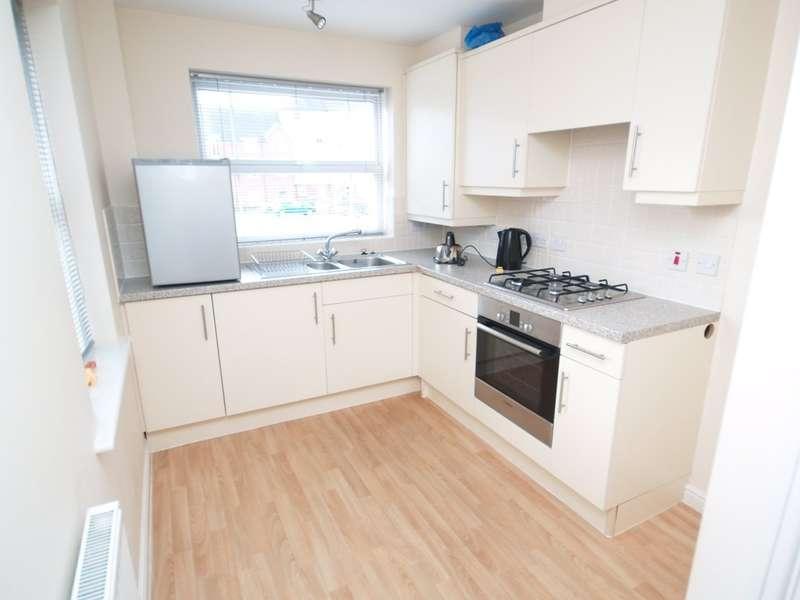 2 Bedrooms Flat for sale in Trefoil Gardens, Stourbridge