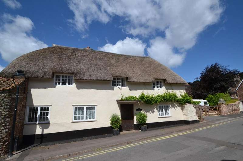 3 Bedrooms House for sale in The Holloway, Minehead