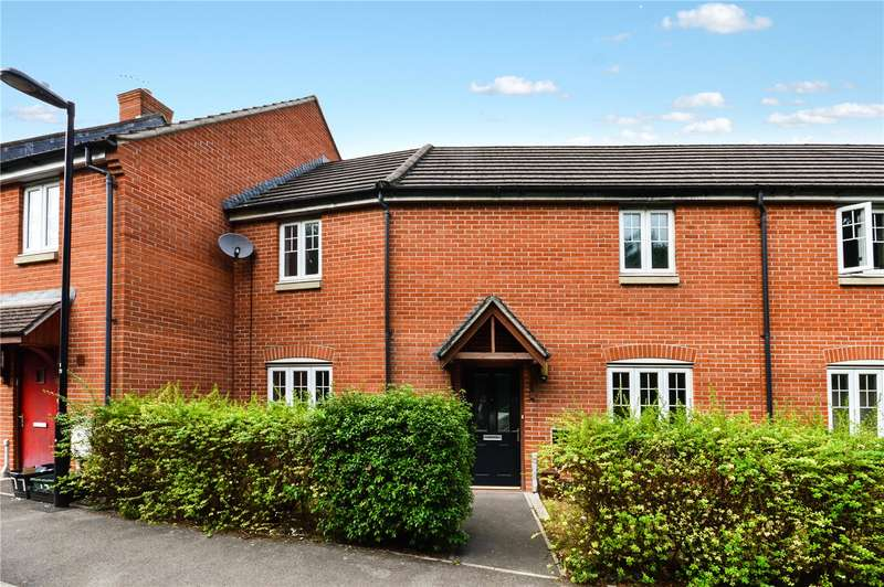 3 Bedrooms Terraced House for sale in Century Park, Yeovil, Somerset, BA20