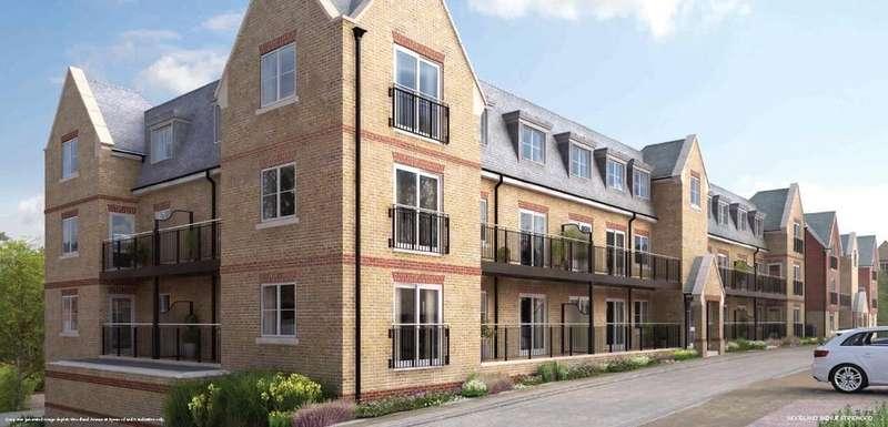 2 Bedrooms Flat for sale in 400 Elm House, Ryewood, Dunton Green, Sevenoaks, TN14
