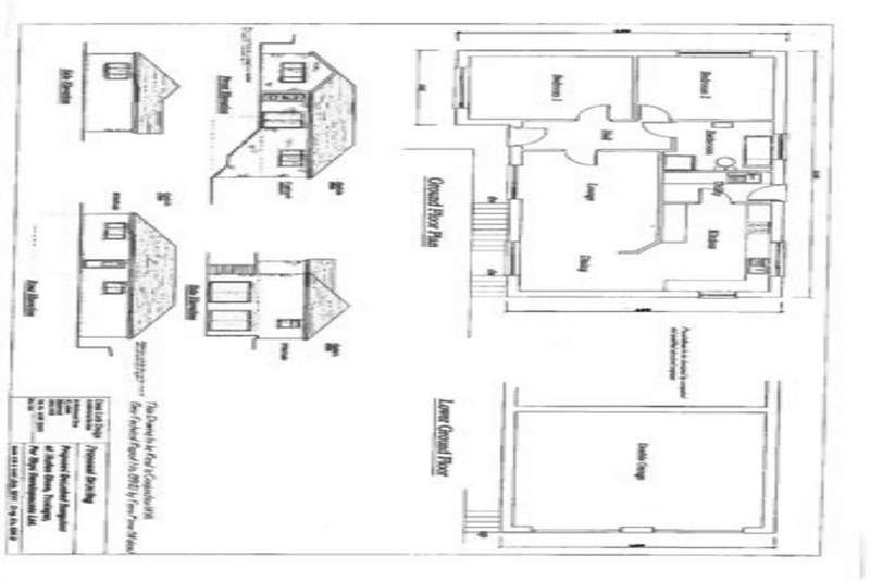Land Commercial for sale in Bungalow Plot at Marian Close, Tredegar, Gwent