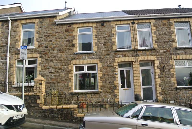 3 Bedrooms Terraced House for sale in Greenfield Place, Blaenavon, Pontypool, NP4
