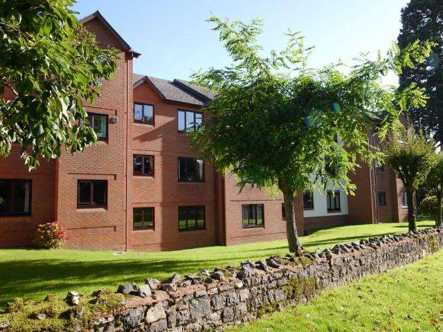 2 Bedrooms Apartment Flat for sale in Cedar Court, Wellington TA21