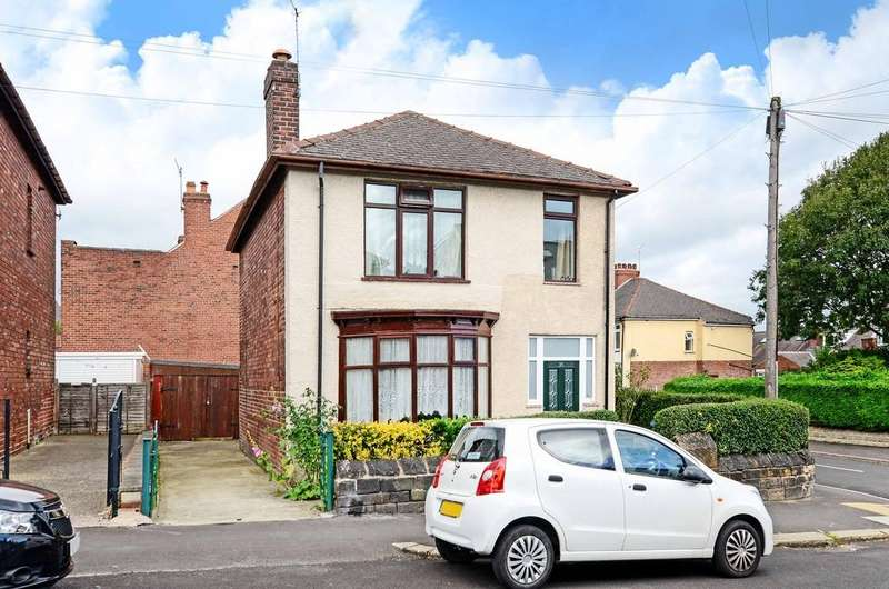 3 Bedrooms Detached House for sale in Rockley Road, Hillsborough