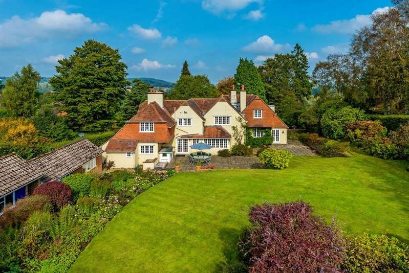 5 Bedrooms Detached House for sale in Hill Road, Haslemere