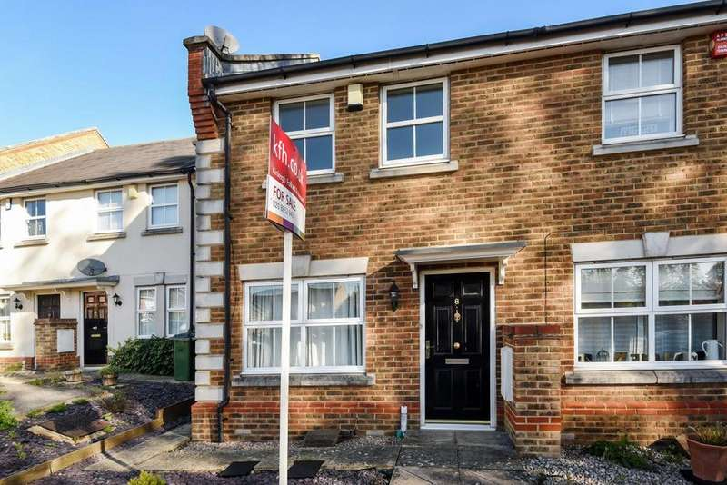 2 Bedrooms End Of Terrace House for sale in Howerd Way, Shooters Hill