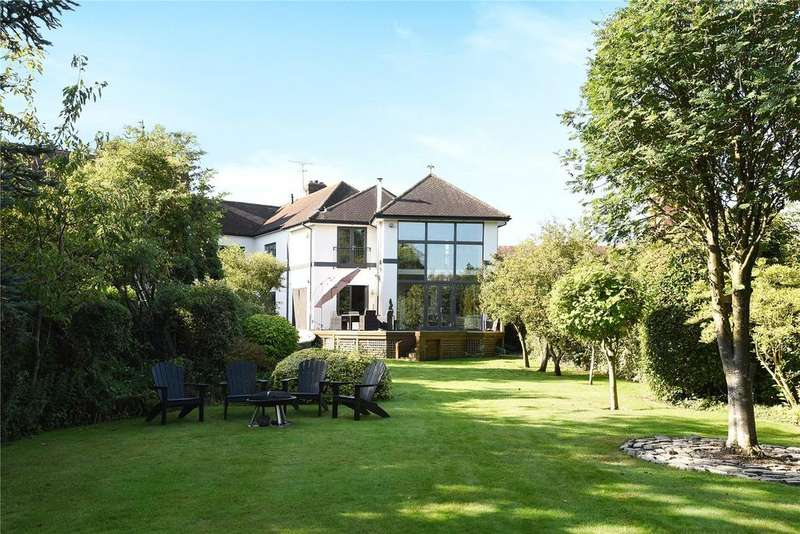 4 Bedrooms House for sale in The Willows, Windsor, Berkshire, SL4