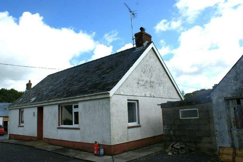 2 Bedrooms Detached Bungalow for sale in Bwlchygroes, Llanfyrnach, Pembrokeshire SA35