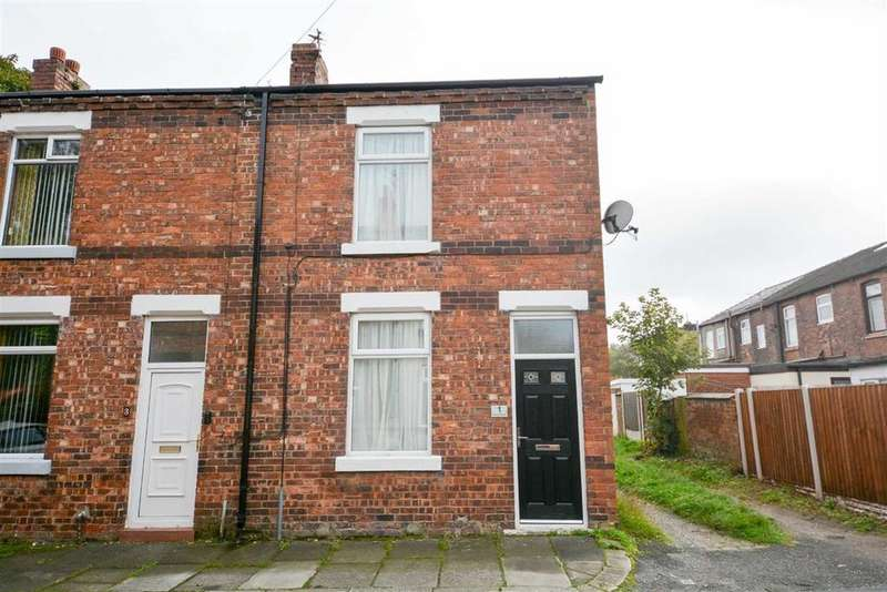 2 Bedrooms End Of Terrace House for sale in Knowles Avenue, Goose Green, Wigan, WN3