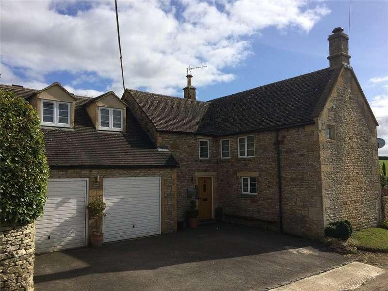 4 Bedrooms Detached House for sale in Sherborne Lane, Great Rissington, Cheltenham, GL54