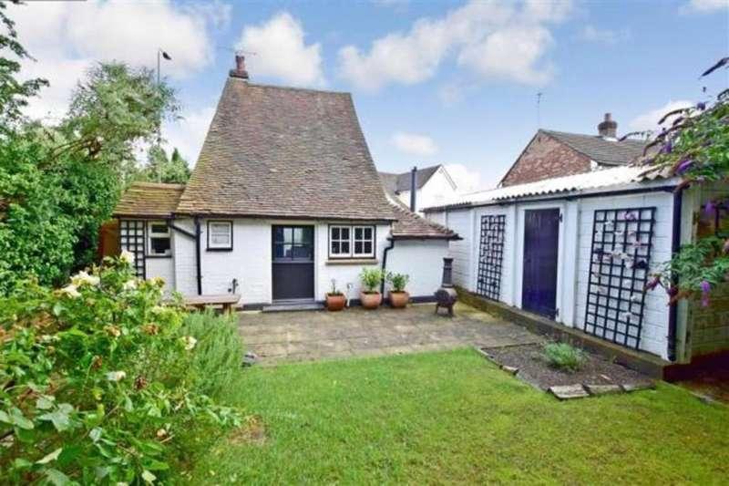2 Bedrooms Cottage House for sale in Five Oak Green Road, Five Oak Green