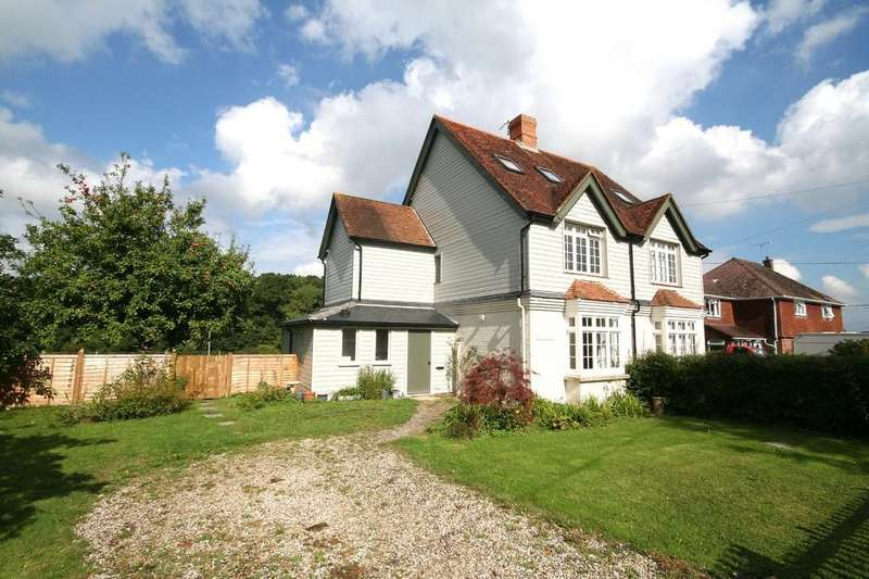 3 Bedrooms Semi Detached House for rent in Graffham, West Sussex