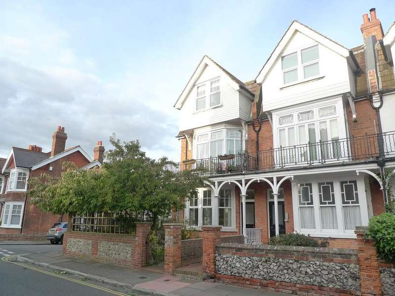 1 Bedroom Flat for sale in Vicarage Road, Old Town, Eastbourne, BN20