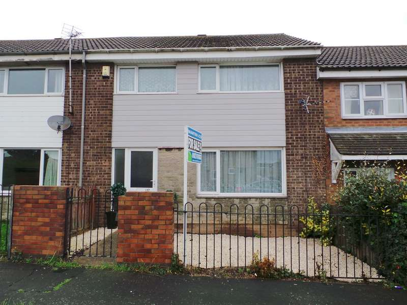 3 Bedrooms Terraced House for sale in Park Springs Road, Gainsborough DN21