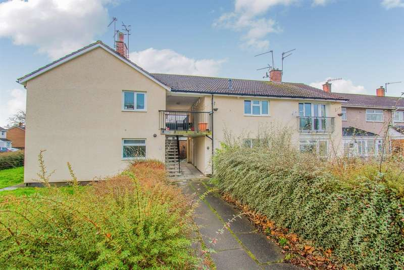 1 Bedroom Ground Flat for sale in Liswerry Drive, Llanyravon, Cwmbran