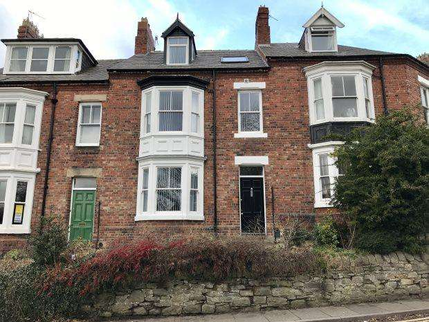 6 Bedrooms Terraced House for sale in PALATINE VIEW, DURHAM CITY, DURHAM CITY