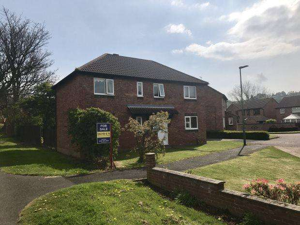 4 Bedrooms Detached House for sale in WHITBURN CLOSE, LANGLEY PARK, DURHAM CITY : VILLAGES WEST OF