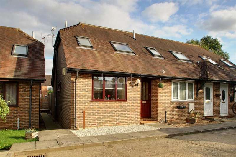 1 Bedroom End Of Terrace House for sale in Hampden Mews, Hampden Lane, Ashford